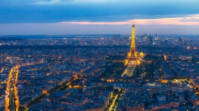 les études à Paris